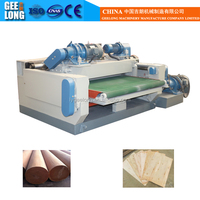 4 ft Veneer Cutting Machines