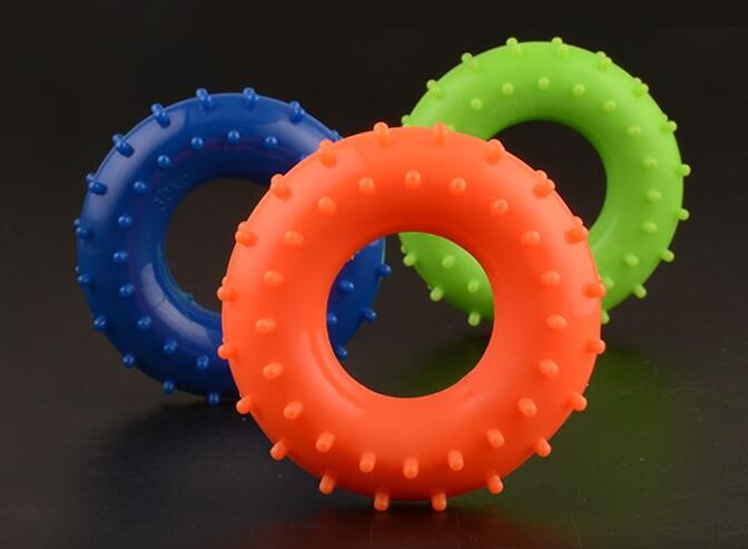 High quality parallel plastic massage hand gripper ring