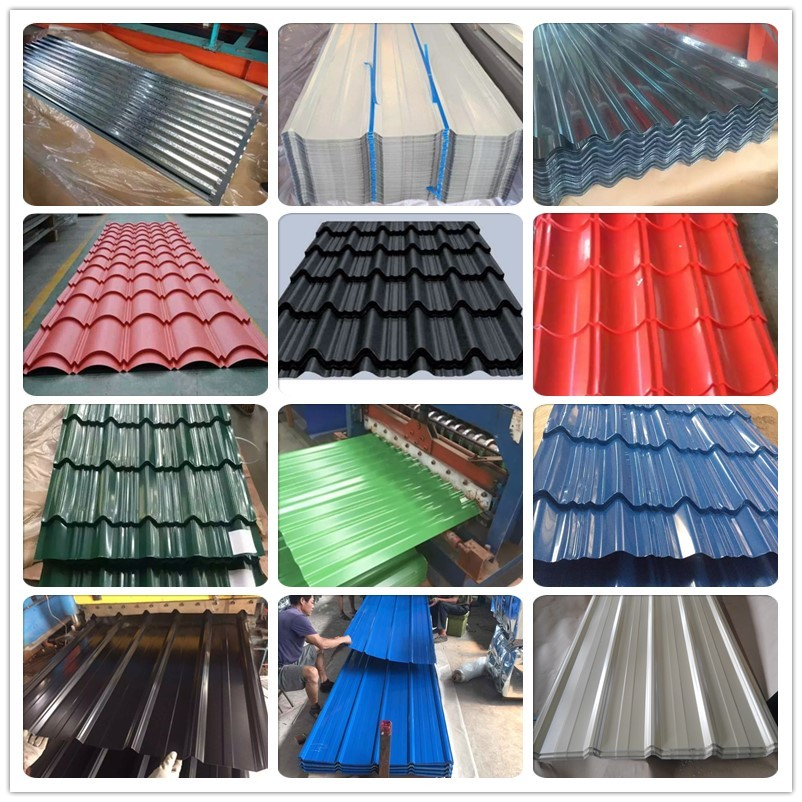 Roofing Sheet To Ghana Market Wine Red Corrugated Steel Buy Ppgi Roofing Sheet Corrugated Steel Sheet Product On Alibaba Com