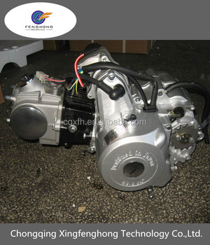 Factory Sale Various Chinese 110cc Engine Spare Part - Buy Atv Engine 110  Cc,Good Quality,Lectric Kick Start Air Cooling Motorcycle Engine For 110cc