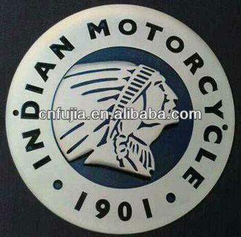 Indian Motorcycle Logo Printed Round Sign Buy Indian Motorcycle