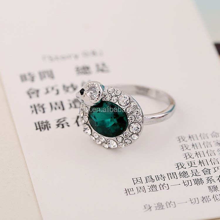 Latest Simple Silver Sheep Finger Ring Engagement Rings Online