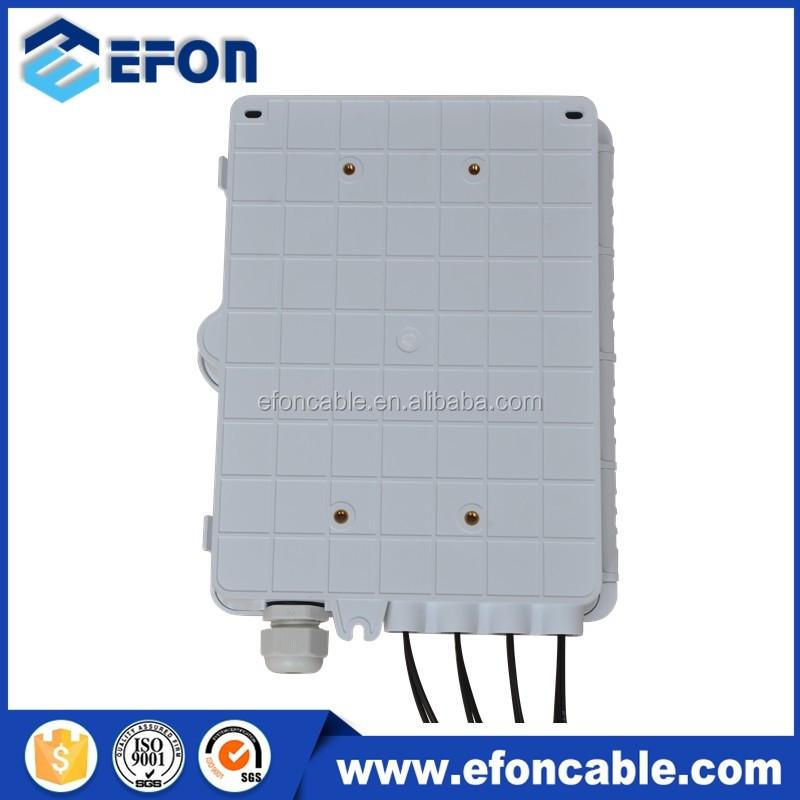 Ip68 Pvc Outdoor Ftth Waterproof Mini Fiber Optical