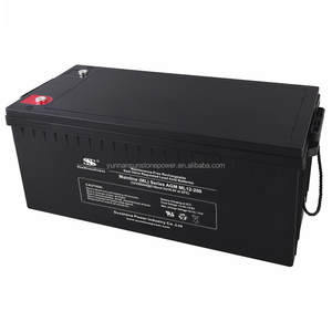 Non Spillable SLA maintenance free solar deep cycle battery for UPS Standby, Home Solar, Solar Street Lighting