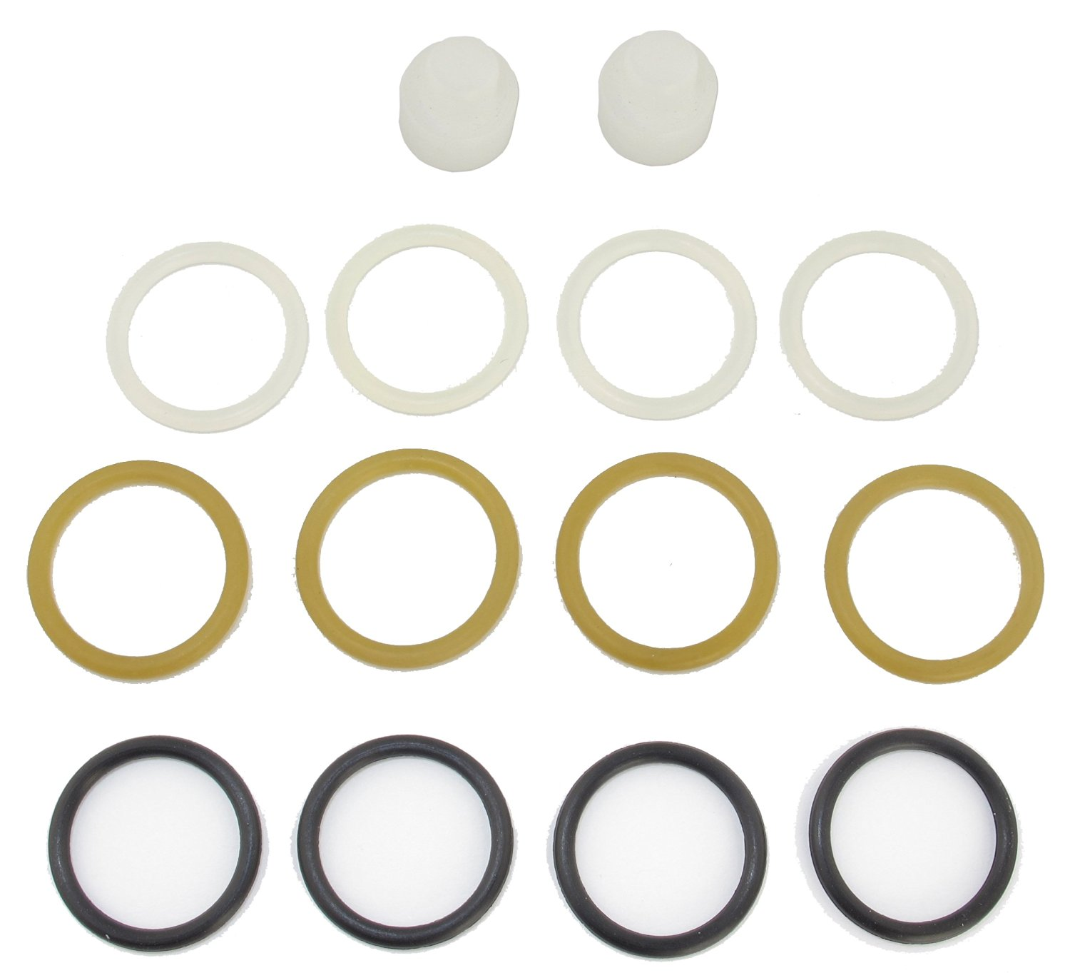 RPM Deluxe Spyder Oring Kit for Pre 1998 Spyders - Most Commonly Needed OEM O-Rings X 2