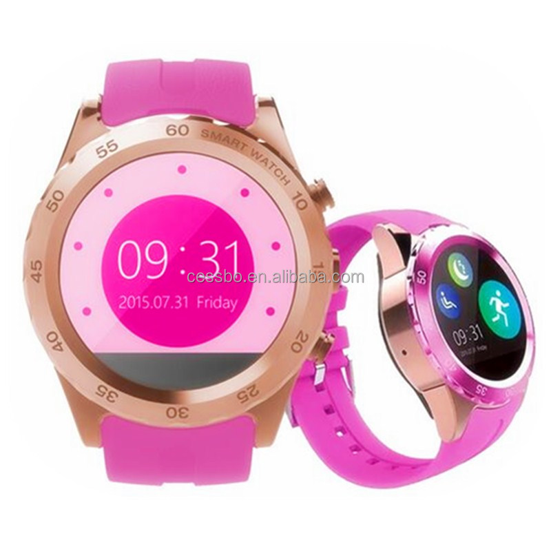 100% Original Smart Bluetooth Wrist Watch bluetooth smart watch For iPhone Android Samsung HTC LG
