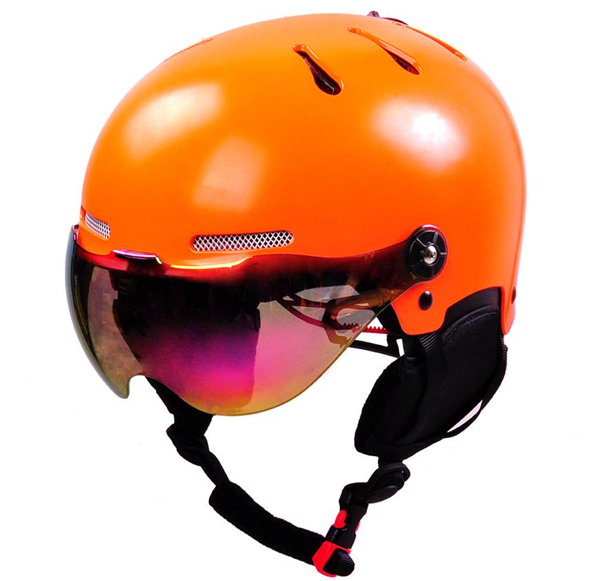 Ski Helmet Cover 3