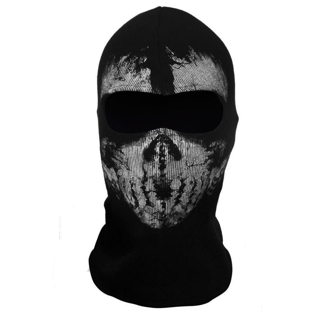 Buy Tinksky 13 Styles Ghost Skull Balaclavas Skiing Cosplay Mask ...