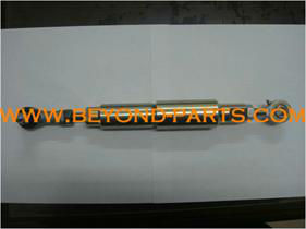 Excavator parts of throttle lever for PC200-6