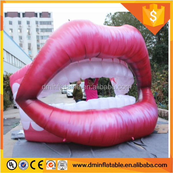 Pvc Inflatable Lips, Pvc Inflatable Lips Suppliers And Manufacturers At  Alibaba.com