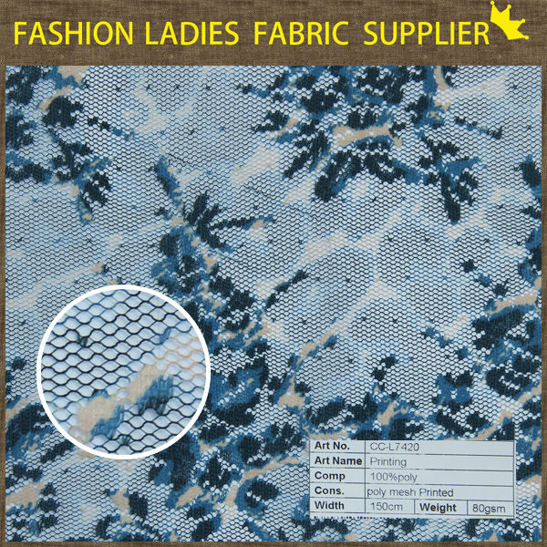 new fashion100% nylon lace printed fabrics african lace fabrics for elie saab dresses for sale
