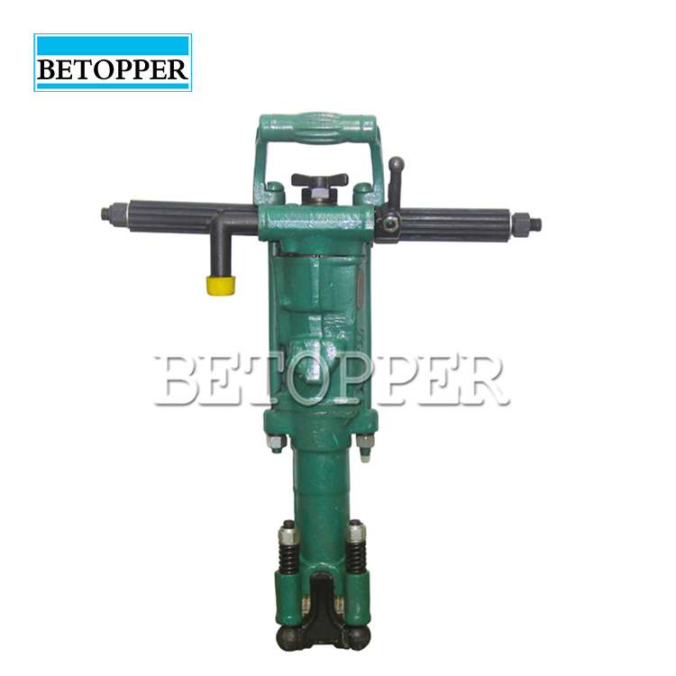 Factory Price Hot sale Pneumatic Jack Hammer/Air Compressor Jack Hammer/Rock Drill For Gold Mining