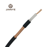 High Quality RG213 Coaxial Cable with 67% Coverage