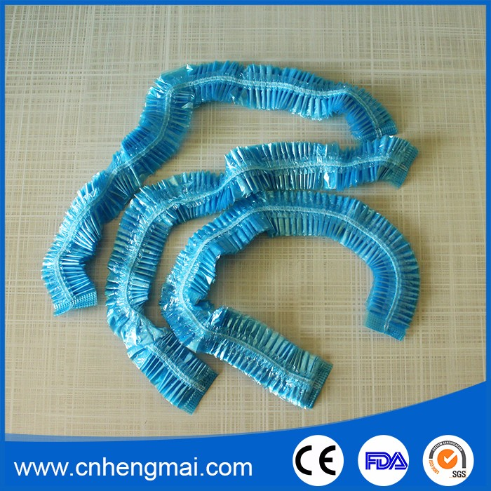 Wholesale Disposable PE Tub Blue Plastic Liner for Nail Beauty Spa Salon or Massage Chair