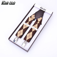 Latest arrival Y shape back cheap mens clip suspenders price