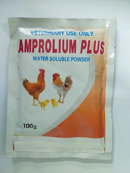 Amprolium plus with vitamins water soluable powder for