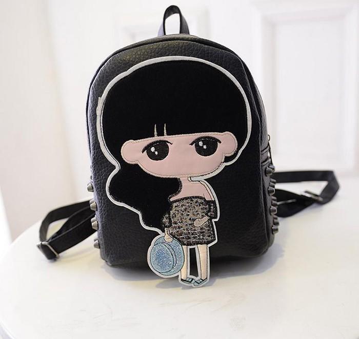 China Fashionable Cartoon Character School Bag