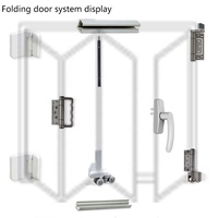 Factory Price Folding Door System Hardware Accessories