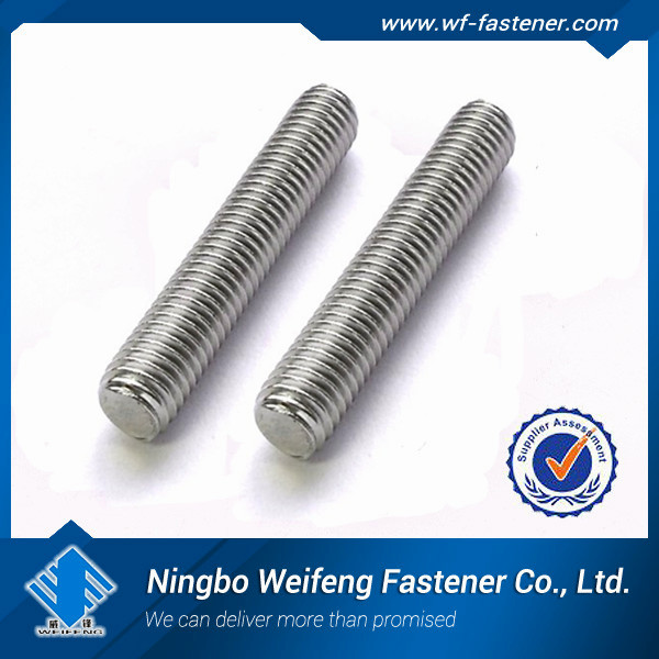 Good Product Right Hand Full Threaded Rod Cast Iron Threaded Rod, all thread rod