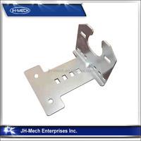 High quality precision aluminum sheet metal bending parts fabricator