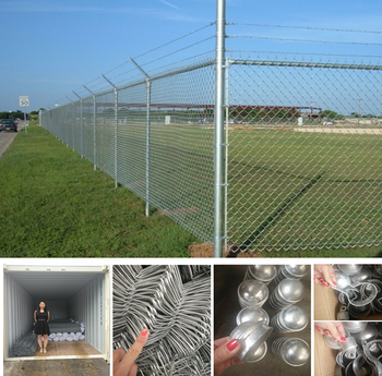 1.0m 1.5m 2.0m chain link fence