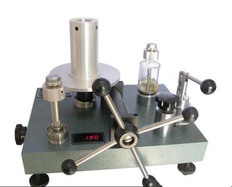 digital Deadweight pressure Tester