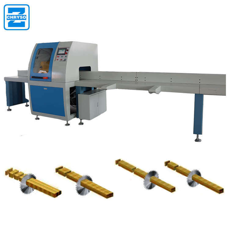 For Woodworking precision Sliding table panel saw wood working machine