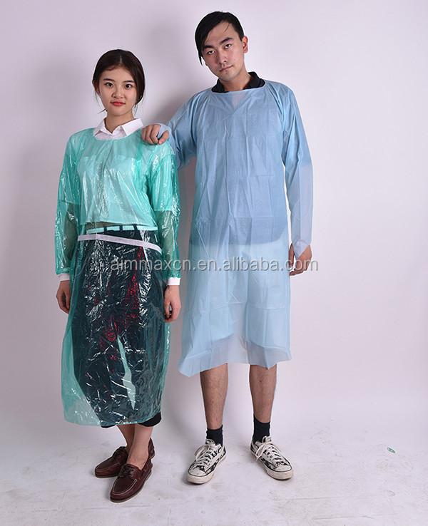 Finden Sie Hohe Qualität Kunststoff Krankenhaus Kleid Hersteller und ...