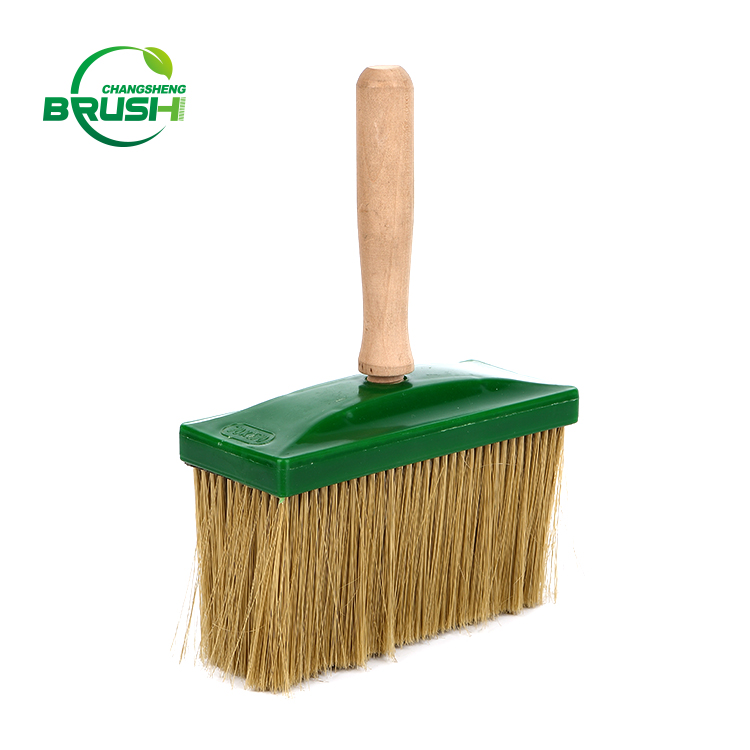 CS-T01 eco hair small wood cleaning wall brush