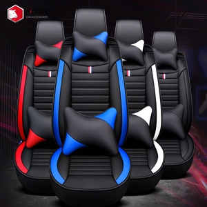 Mcow Sport Style PU Leather Seat Covers Car Cushion In Stock