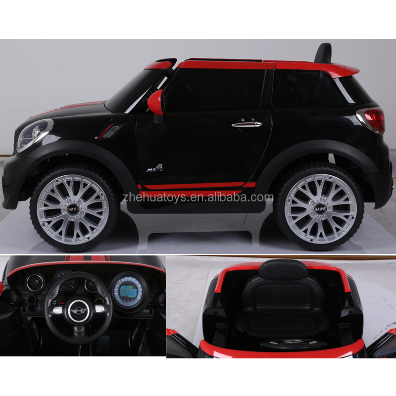 2017 Newest 12volt ride-on Mini pace man kids electric cars