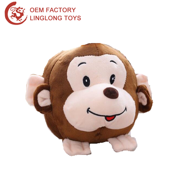 money bank toys plush animal money bank monkey shape saving box plush money box animal toy