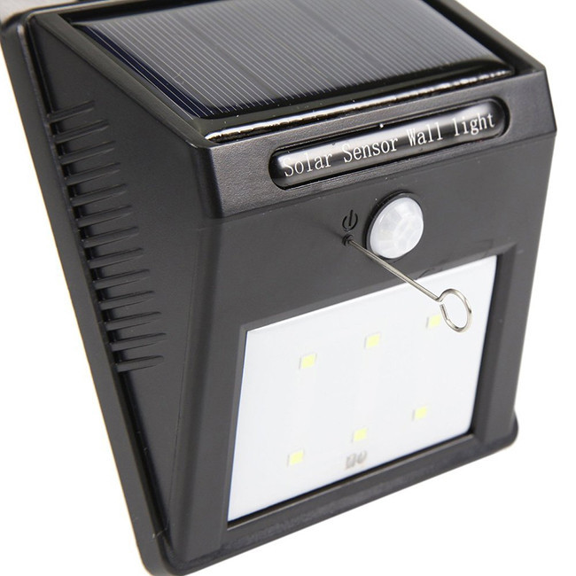 Solar LED For Garden / Solar Lamp Yard / Solar Pir Light