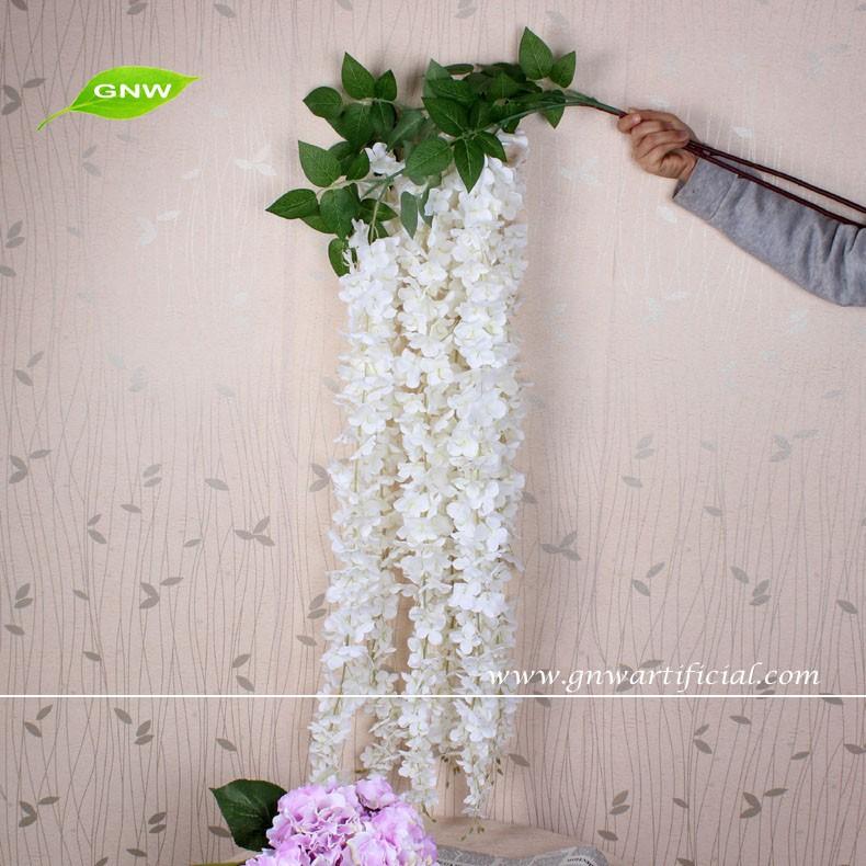 Wholesaler artificial flower garland artificial flower for Artificial flowers for home decoration india