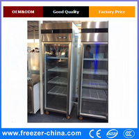 COMMERCIAL SINGLE DOOR REACH IN UPRIGHT FREEZER