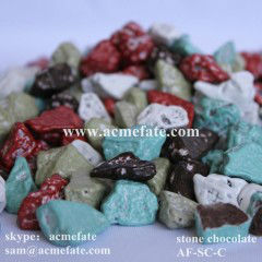 Middle East Market Popular Stone Chocolate