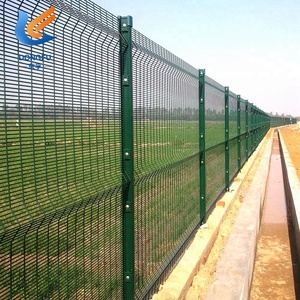 cheap boundary wall wire mesh fence for sale
