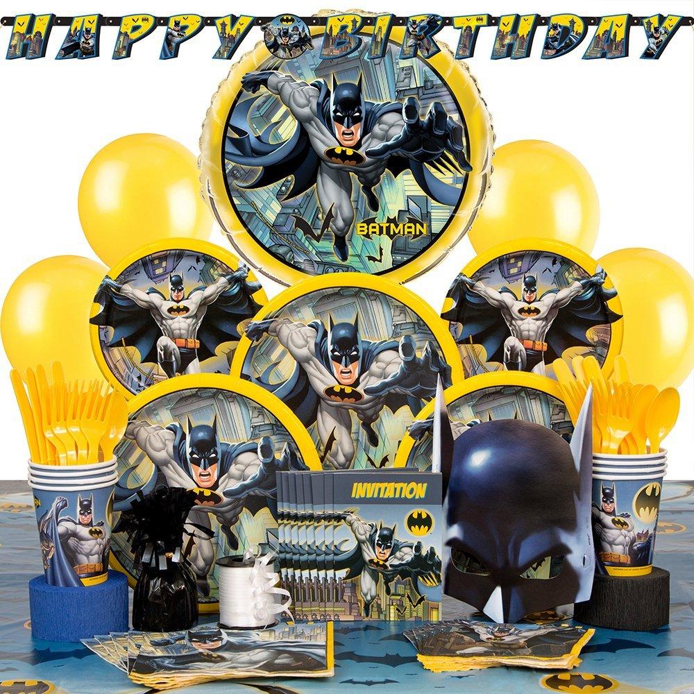 Cheap Batman Party Supplies, find Batman Party Supplies deals on ...