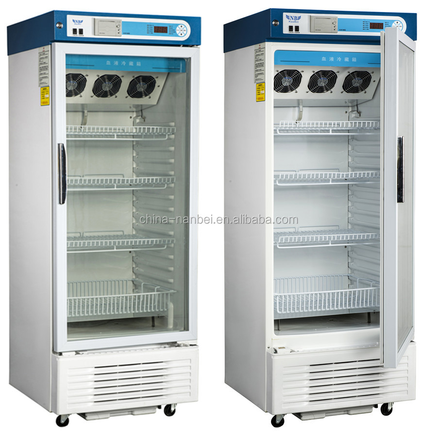 Blood bank using made in china refrigerator factory