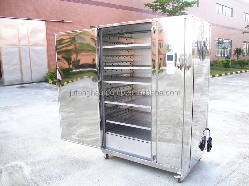 Luftquelle tragbare wärmepumpe obst trockner einfach installieren