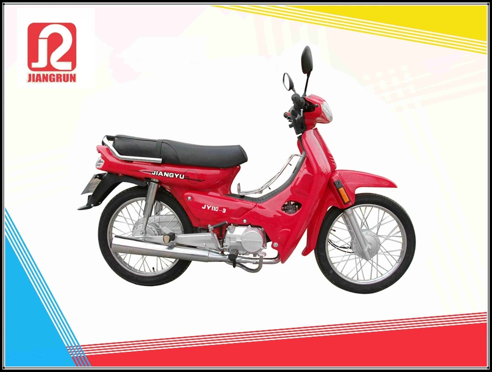 110cc cub motorcycle /Dayang C90 motorcycle with pedal /pedal motorcycles------JY110-3