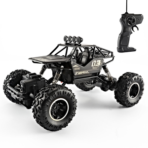 Monster Truck scale 1 16 rock climbing car remote control drift nitro rc toy car die cast RC Car 4wd
