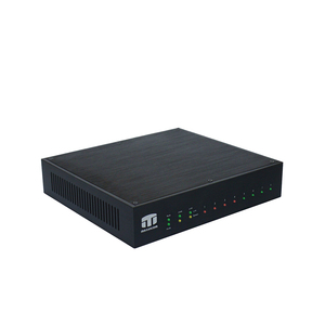 SIP/IAX trunk 8 channels 100 users voip ippbx recording devices audio+8FXS