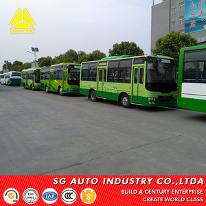 Hot sale sinotruk wide variety chinese solar electric bus