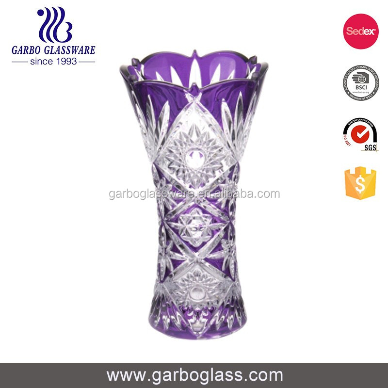 Wholesale Low Price High Quality different types glass vase