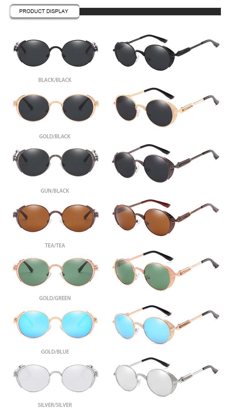 Fuqian mens designer sunglasses sale Supply for women-11