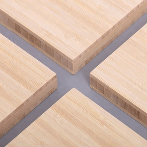 Bothbest 3 Ply Cross Laminated 3/4 Bamboo Plywood Export to USA Furniture Production
