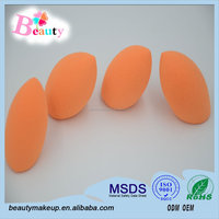 2016Alibaba Wholesale Of Your Beauty Secrets Professional Makeup Tool ,The Special Shape Colour Orange For Ladies,Make In China
