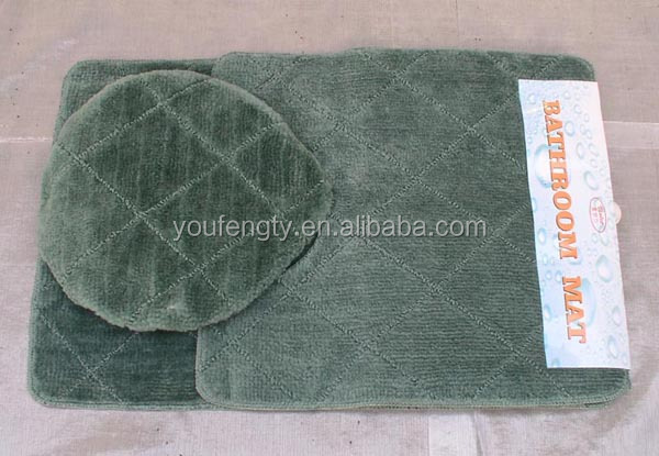3 Piece Bath Rug Sets, 3 Piece Bath Rug Sets Suppliers And Manufacturers At  Alibaba.com