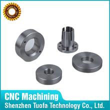 Custom precision medical titanium parts cnc machine shop in China